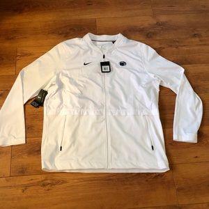 NWT Penn State Nike Elite Hybrid jacket - XXL